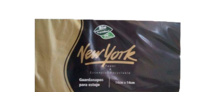 Guardanapo Tv New York c/ 2000