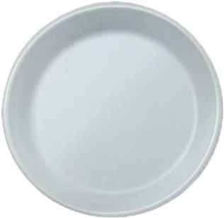 Prato Isopor Darnel 23cm c/20