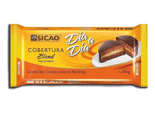 Cobertura Sicao Blend Barra Dia 1,01Kg