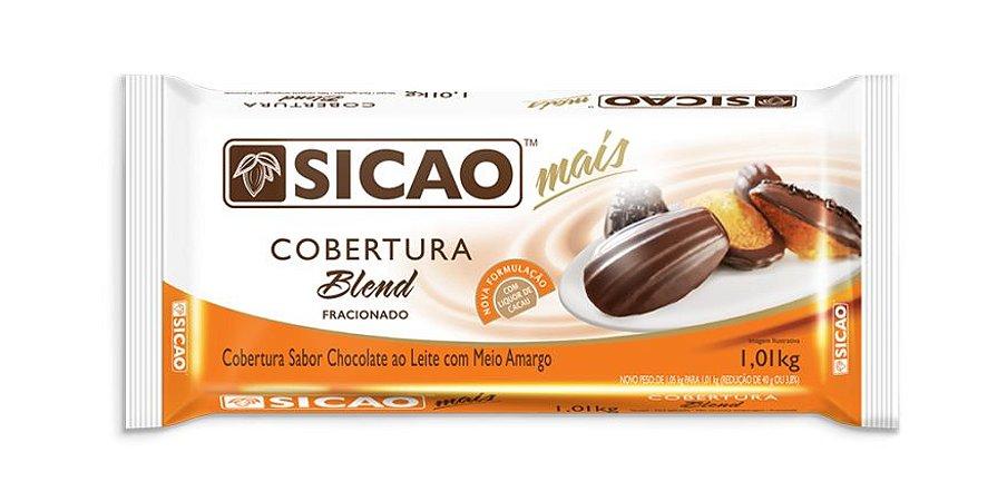 Cobertura Sicao Blend Barra Mais 1,01Kg