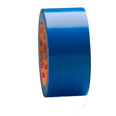 Fita Demarcação Azul (50x30) Rolo