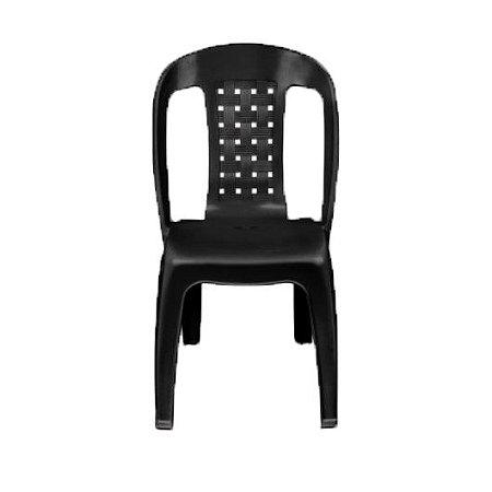Cadeira Adulto VM Bistrô Preta
