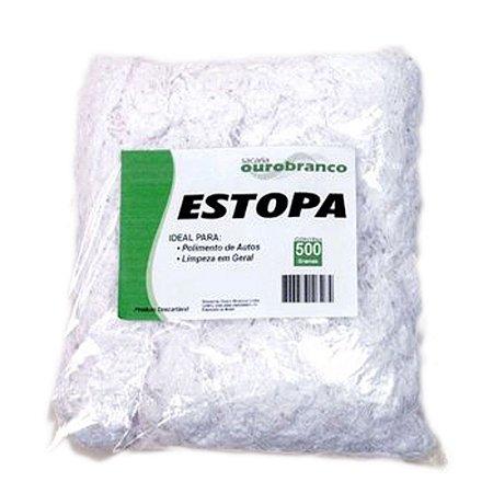 Estopa Pura Fina 200 gramas C/10