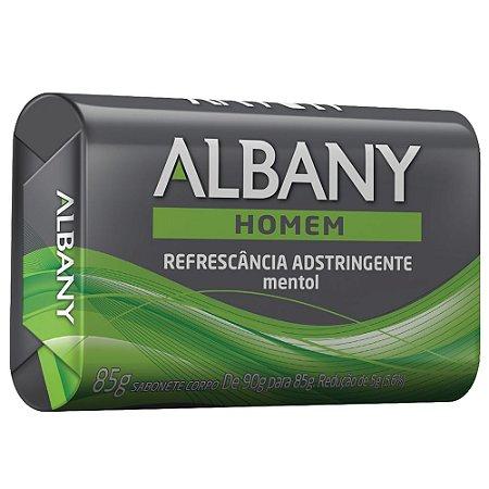Sabonete Albany Homem Refrescância Pct C/12