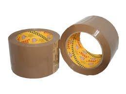 Fita Adesiva Marrom PVC 48x45 PCT C/05