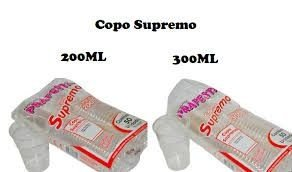 Copo Supremo 150ml C/50