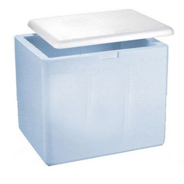Caixa de Isopor p/ Sorvete 2 Litros