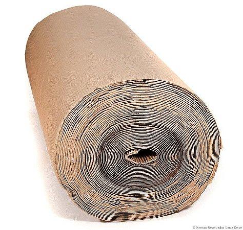 Bobina de Papelão Ondulado 1,20cm à 30 kg