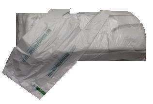 Sacola Oxi-Bio Letra Verde 38x48 PCT C/1000