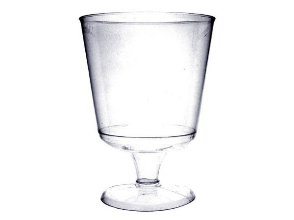 Taça Florença 130ml PCT C/6 UNI Cristal