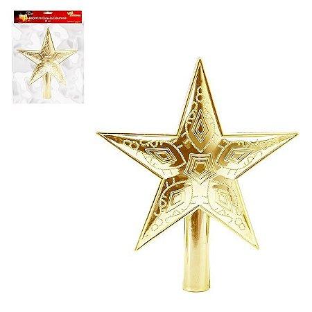 Ponteira Estrela 20cm