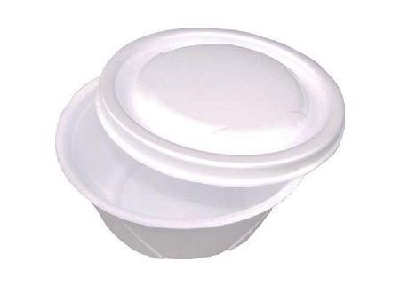 Marmitex de Isopor Plast-Soft n°9 C/tampa C/100