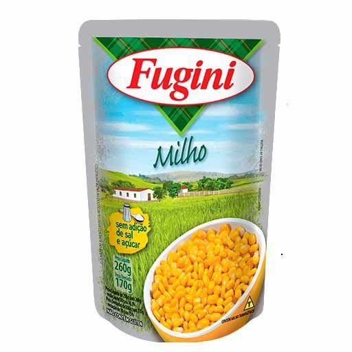 Milho verde Fugini 170g