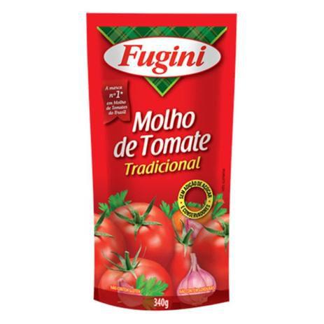 Molho de tomate Funini 340g