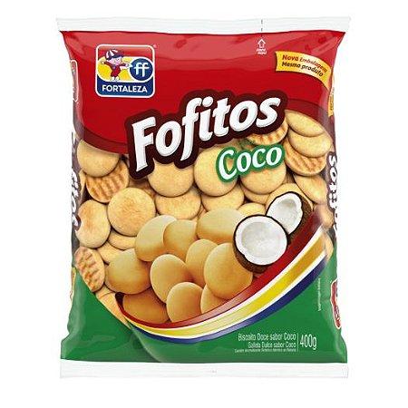 Biscoito Fábrica Fortaleza Coco 400g