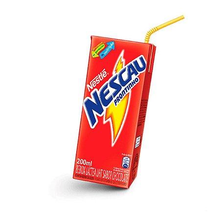 Bebida Láctea Nescau Prontinho 200ml