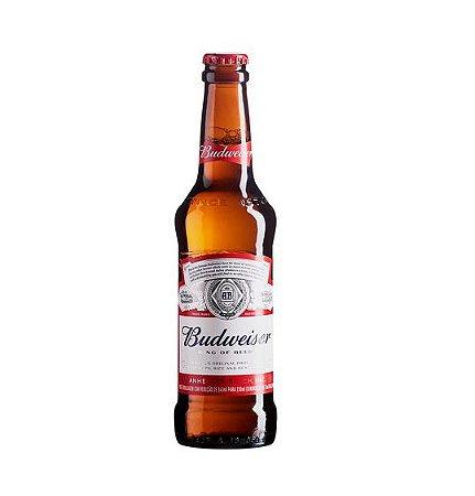 Cerveja Budweiser Long Neck 330ml