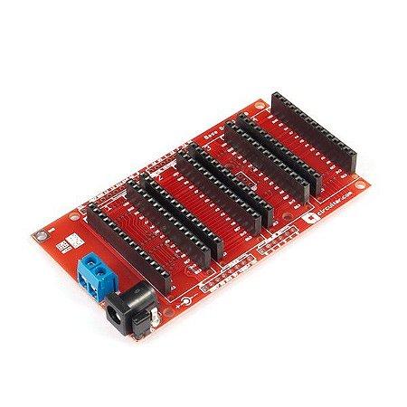 Base Board – Para Arduino Nano e Bridge Board