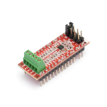 Nanoshield ADC – Conversor analógico-digital 16 bits