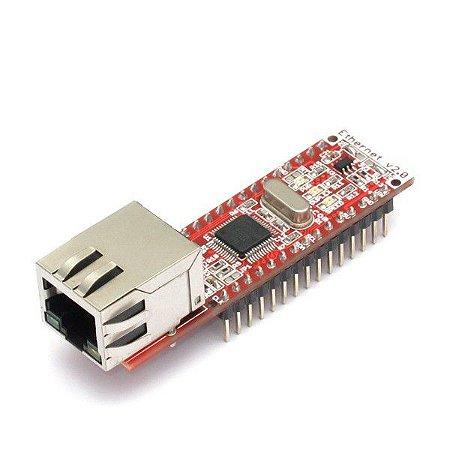 Nanoshield Ethernet – Wiznet W5500