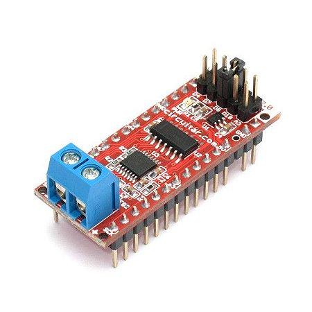 Nanoshield Termopar – Módulo para medição de temperatura MAX31856