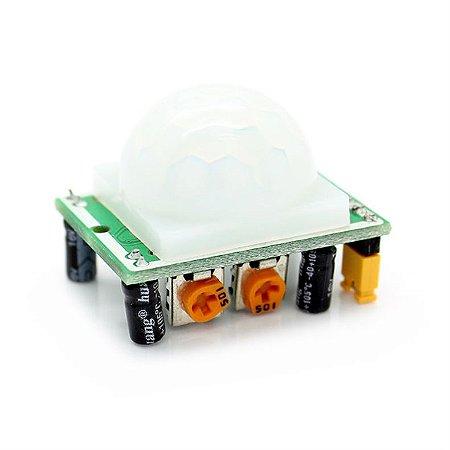 Sensor de Movimento HC-SR501 – Sensor PIR