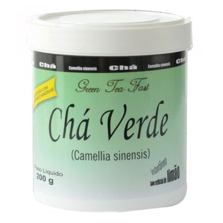 Cha verde 200g – Sports Nutrition