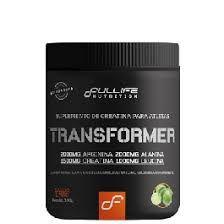 Pré Treino Transformer 300g - Fullife Nutrition