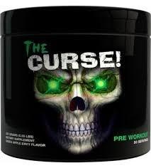 The Curse 250g (50 doses) - Cobra Labs