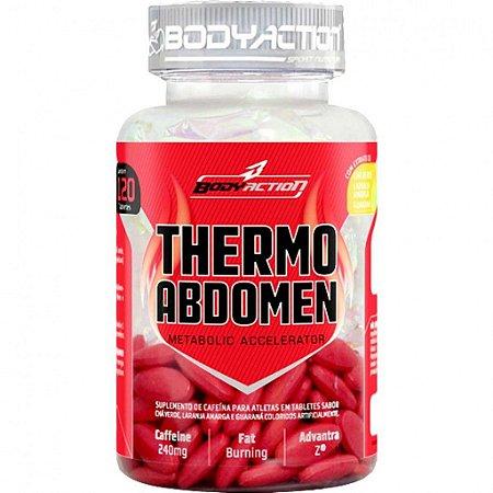 Thermo Abdomen c/120 Tabletes - Body Action