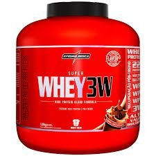 Super Whey 3W 1,8kg – Integralmédica