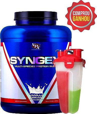 Syngex Whey Protein 5lbs (2,27kg) - VPX Sports