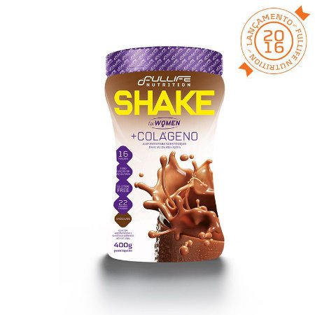 Shake For Women 400g - Fullife Nutrition