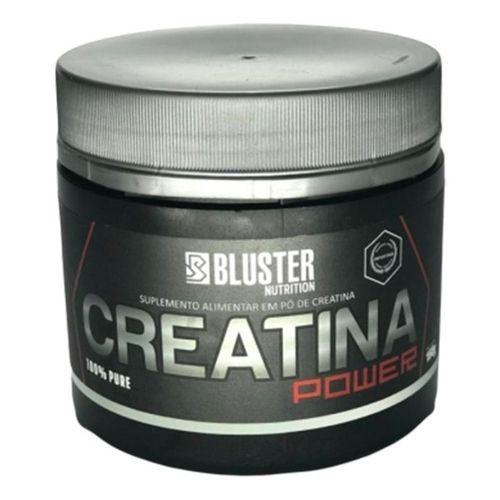 Creatina Power 150g - Bluster Nutrition