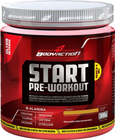 Start Pre Workout 300g - Body Action