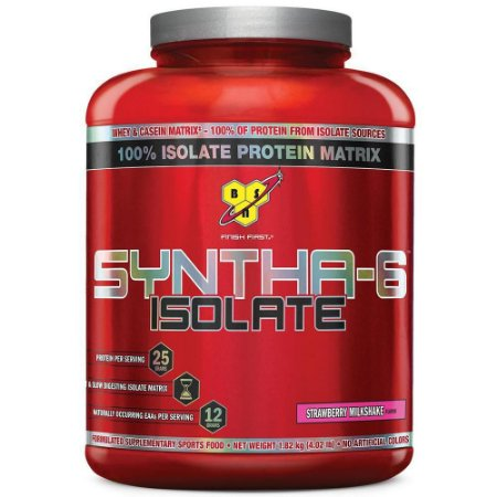 Syntha-6 Isolate 1,73kg - BSN