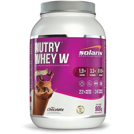 Nutry Whey W 900g - Solaris Nutrition