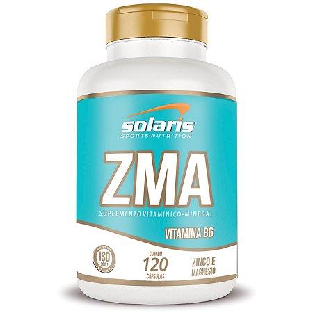 ZMA c/120 Cápsulas - Solaris Nutrition