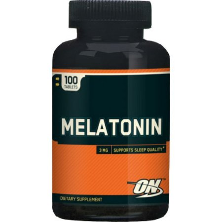Melatonina 3mg c/100 Cápsulas - Optimum Nutrition