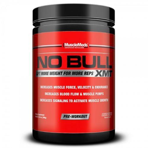Pre Treino No Bull 306g- Musclemeds