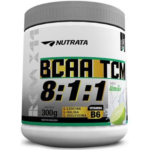 BCAA 8:1:1 Com TCM 300g - Nutrata