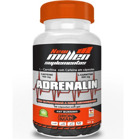 Adrenalin c/60 Cápsulas - New Millen