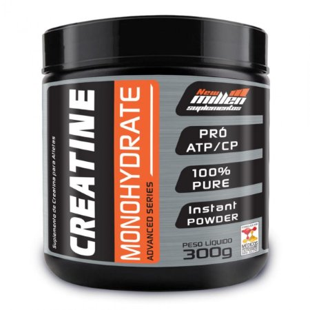 Creatine Monohydrate 300g - New Millen