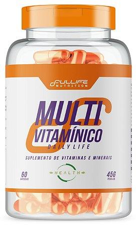 Multivitamínico Daily Life c/60 Capsulas - Fullife Nutrition