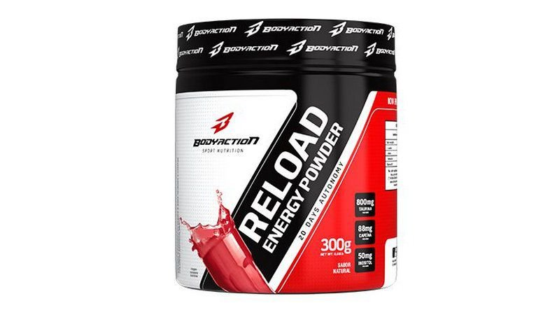 Reload Energy Power 300g - Body Action