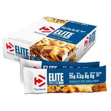 Elite Protein Bar 70g Caixa com 12 unidades - Dymatize