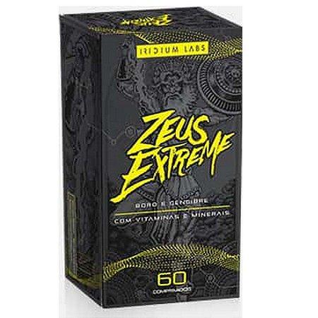 Zeus Extreme c/60 Comprimidos - Iridium