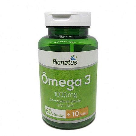 Omega 3 c/70 Cápsulas - Bionatus