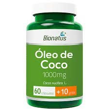 Oleo De Coco c/70 Cápsulas – Bionatus