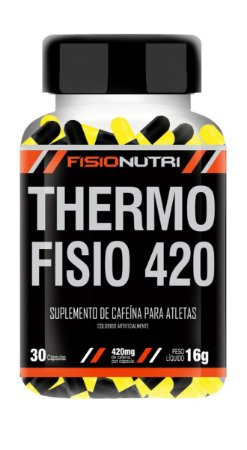 Thermo Fisio 420 mg (30 Caps) - Fisionutri
